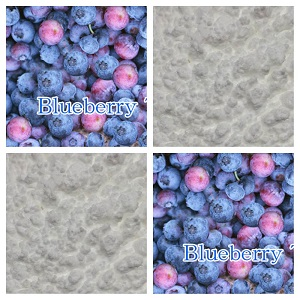ブルーベリーパウダー香料