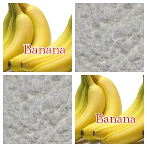バナナパウダー香料